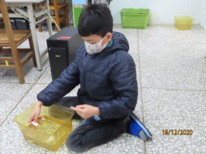 【三年級】發現科學-肥皂船