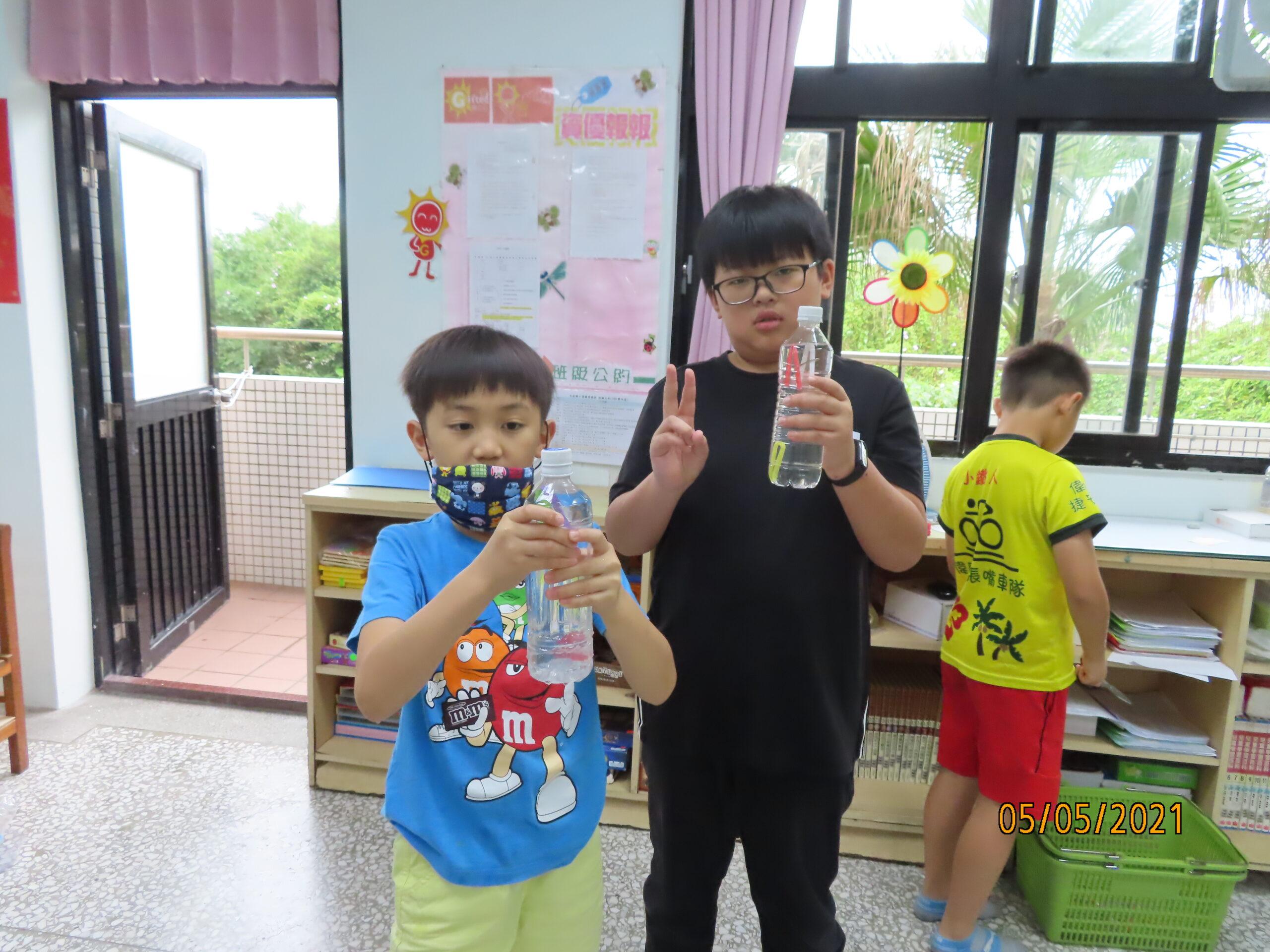 【三年級】發現科學-浮沉子