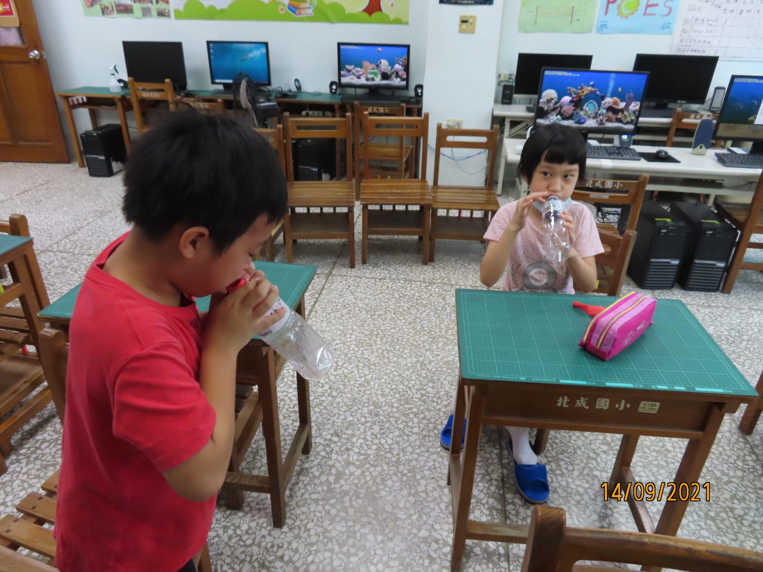 【三年級】發現科學-吹不大的氣球