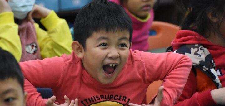 孩子的笑容,我們的價值