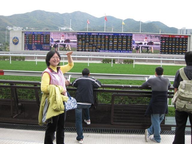 哪一匹馬會勝出呢?