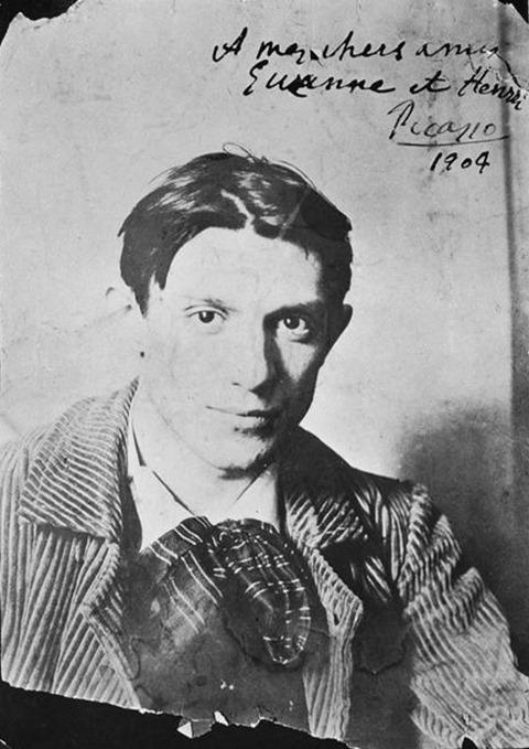 Pablo_Picasso,_1904,_Paris,_photograph_by_Ricard_Canals_i_Llambí